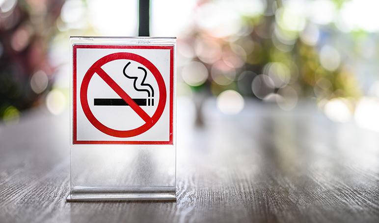 Prohibido fumar - Apréndete