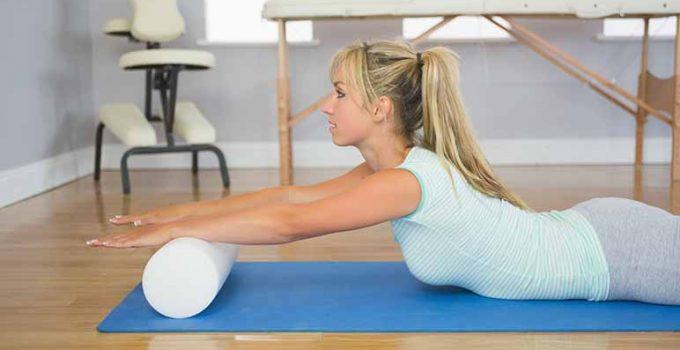 10 ejercicios de estiramiento de espalda - Apréndete