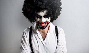 Maquillaje de Halloween paso a paso: el payaso diabólico - Apréndete