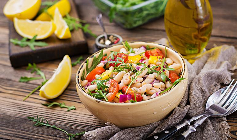 12 beneficios de la dieta vegana - Apréndete