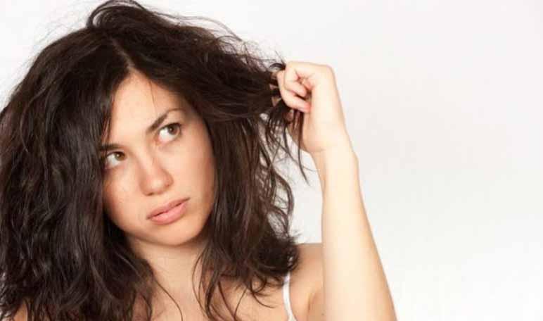 Cómo tratar el pelo encrespado - Apréndete