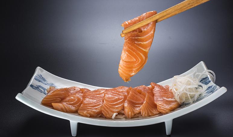 Salmón marinado en Thermomix - Apréndete