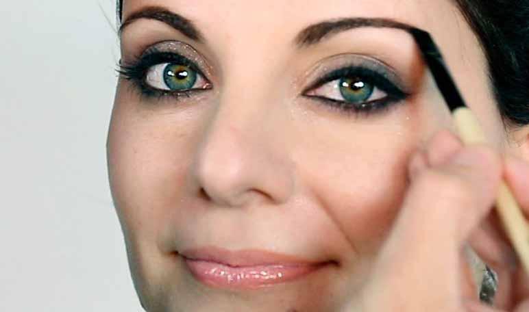 Maquillaje para ojos verdes paso a paso - Apréndete