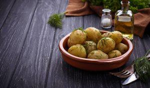 Cómo hacer patatas al vapor en thermomix - Apréndete