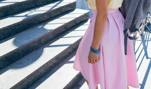 Maquillaje de ojos para un outfit en color rosa - Apréndete