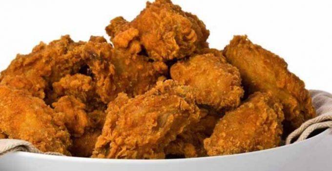 Receta para preparar pollo a la broaster