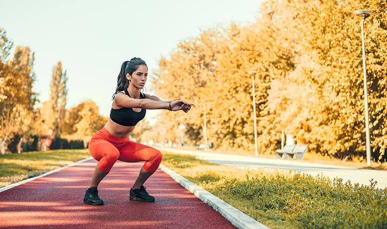 Plan de ejercicios para combatir la celulitis - Apréndete