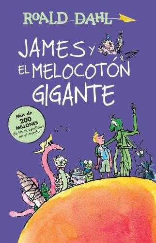 James y el melocotón gigante, de Roald Dahl