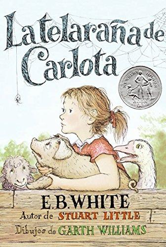 La telaraña de Carlota, de E. B. White