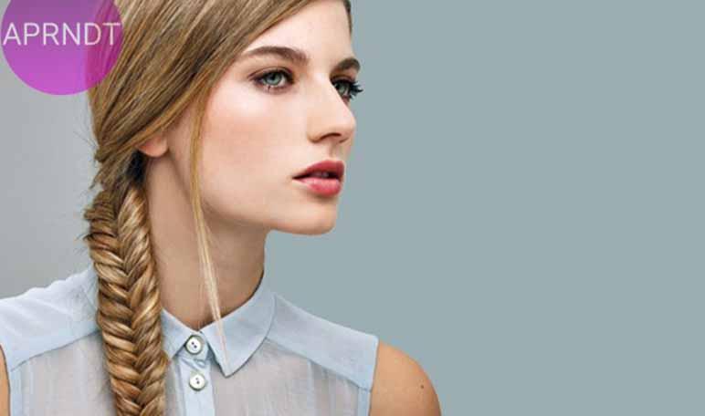 5 peinados con trenzas ideales para el cabello liso - Apréndete