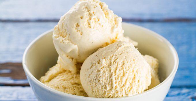 Cómo hacer helado de vainilla en casa en la thermomix - Apréndete