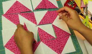 Cómo hacer cuadros con patchwork - Apréndete