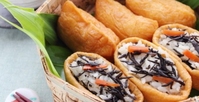 Te enseñamos cómo hacer sushi inari