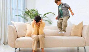 Cómo tratar la hiperactividad de tu hijo
