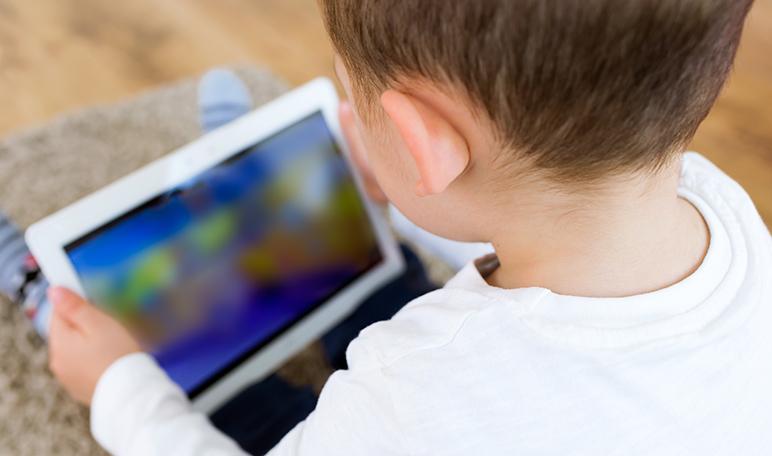 Tecnología para niños de acuerdo a su edad - Apréndete