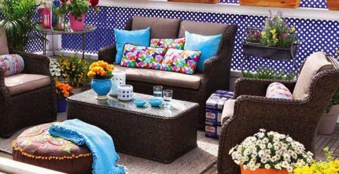 Última tendencia en decoraciones para la terraza