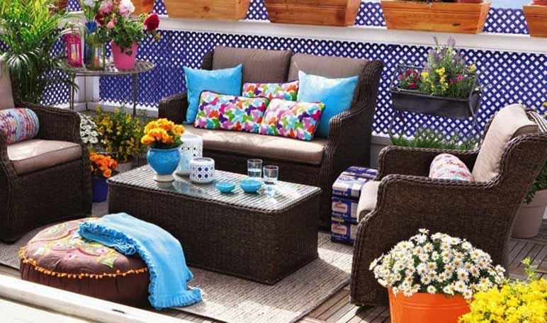 Ltima tendencia en decoraciones para la terraza apr ndete for Ultimas tendencias decoracion del hogar
