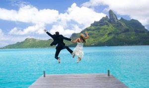 5 destinos ideales para tu luna de miel - Apréndete