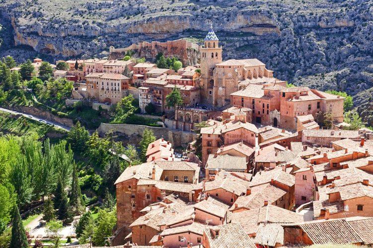 Ruta por pueblos medievales de España - Albarracín