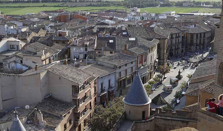 Ruta por pueblos medievales de España - Olite