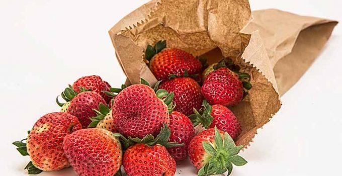 Batido de frutas y verduras para una piel limpia y luminosa