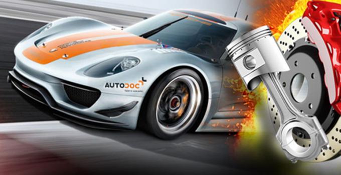¿Buscas las mejores piezas para tu coche? Descarga AutoDoc