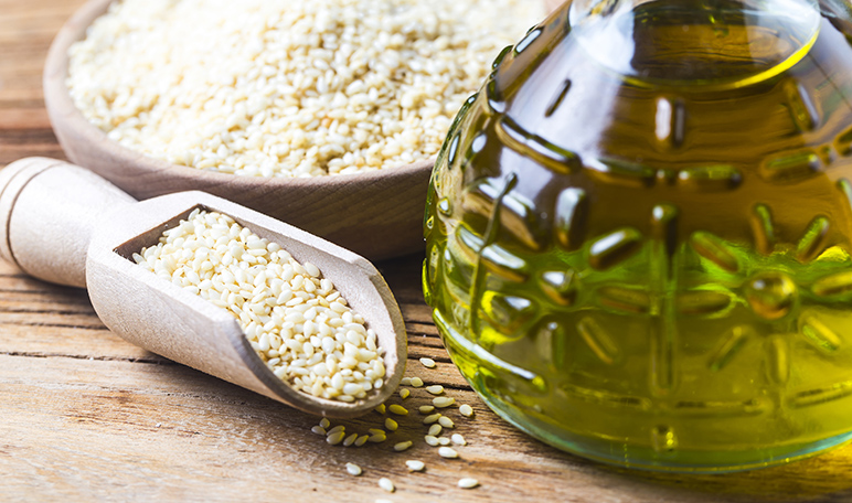 10 beneficios del aceite de sésamo - Apréndete
