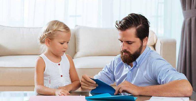8 beneficios de la papiroflexia para niños - Apréndete