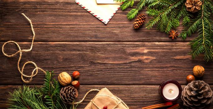 Cómo hacer tarjetas navideñas originales - Apréndete