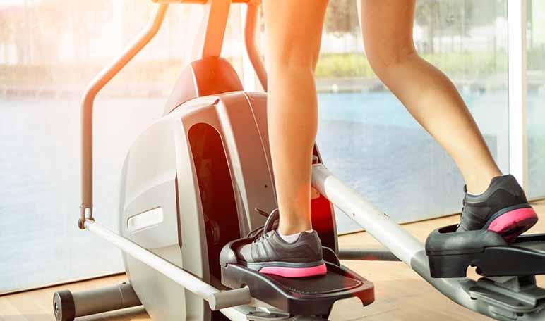Cómo mantenerse en forma en casa - Apréndete