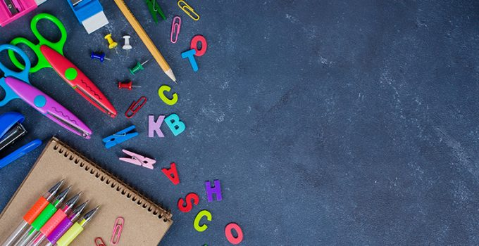 Encuentra material escolar que motive a los más pequeños - Apréndete