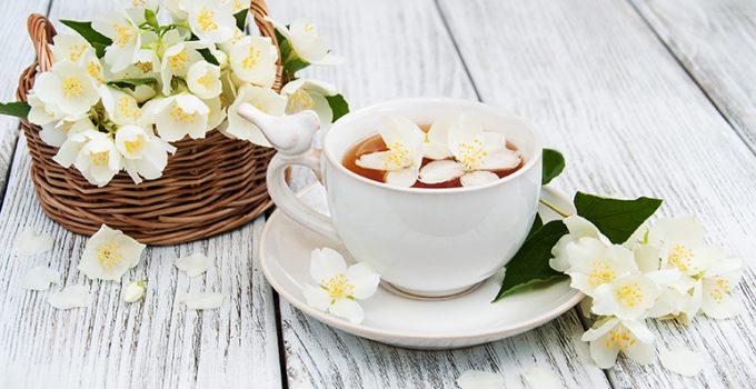 5 beneficios del té de jazmín - Apréndete